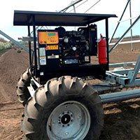 Дизельные генераторы для дождевальных машин