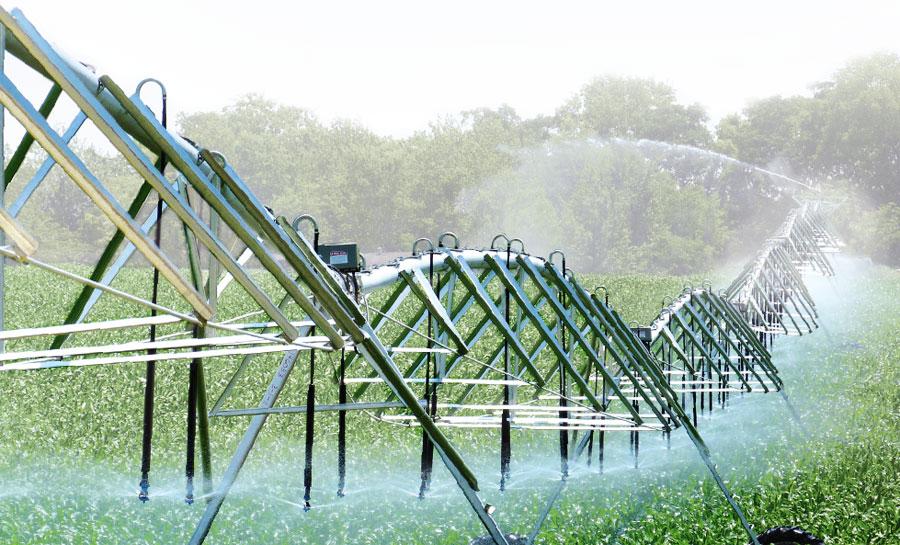 оросительные системы для полей