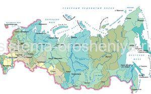 Особенности эксплуатации дождевальных машин в России