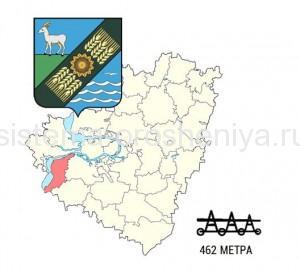 Приволжский район Самарской области
